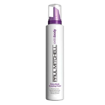 extra-body sculpting foam - paul mitchell