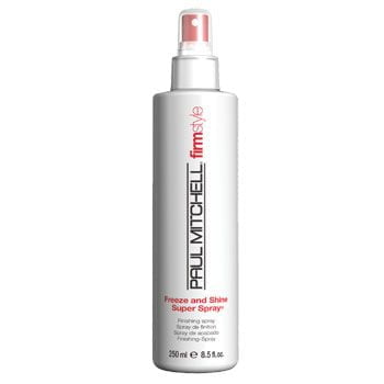 style firme freeze & shine super spray - paul mitchell
