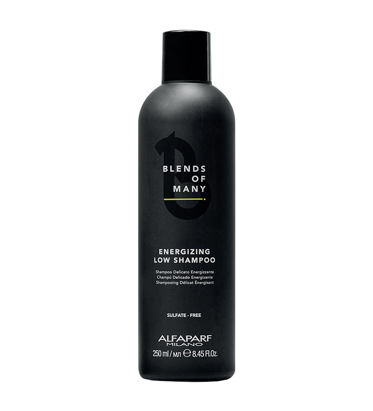 Blends Of Many Energizing Low Shampoo 250ml - Alfaparf
