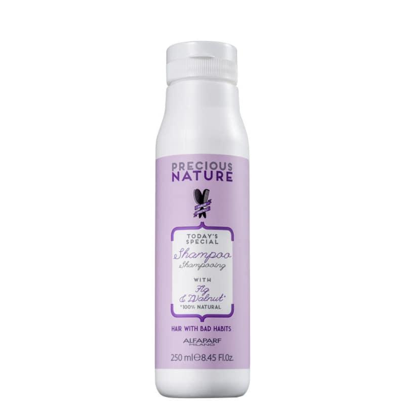 Precious Nature Shampoo Hair With Bad Habits 250ml - Alafaparf