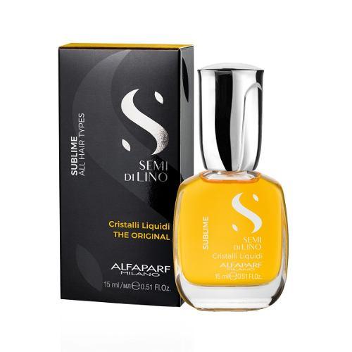 Semi Di Lino - Cristalli liquidi The Original - 15ml - Alfaparf