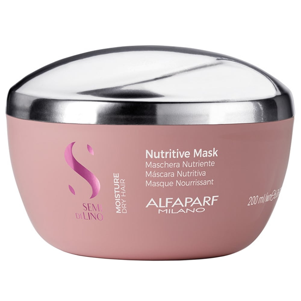 Semi Di Lino - Moisture Nutritive Mask 200ml - Alfaparf