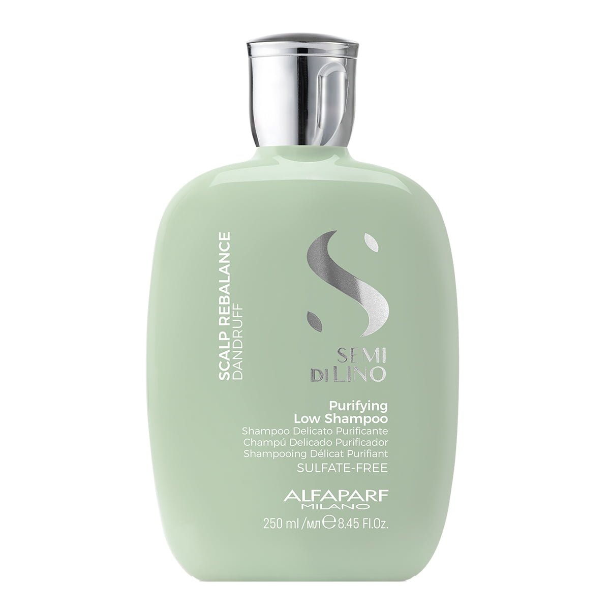 Semi Di Lino - Purifying Low Shampoo 250ml - Alfaparf Scalp