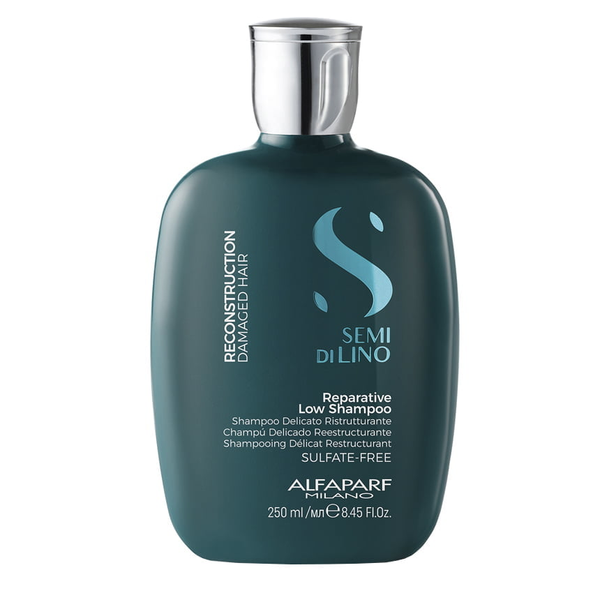 Semi Di Lino - Reconstruction Reparative Low Shampoo 250ml - Alfaparf