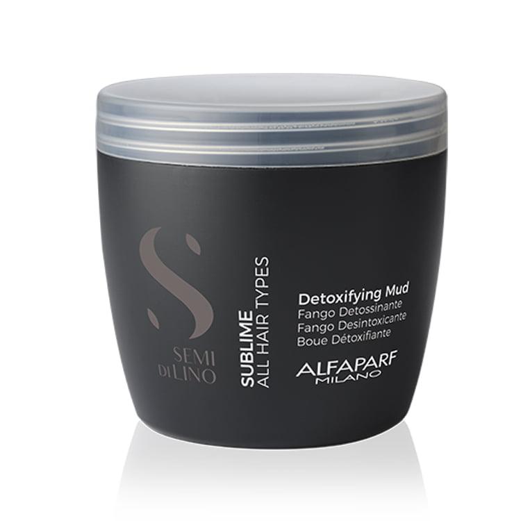 Semi Di Lino Sublime Detoxifying Mud 500ml - Alfaparf
