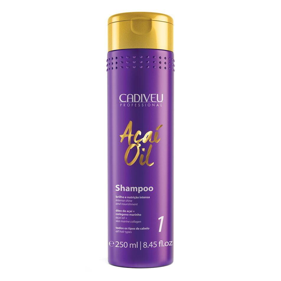 Açaí Oil Shampoo 250ml - Cadiveu