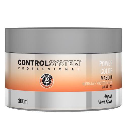 Power Color Máscara Control System