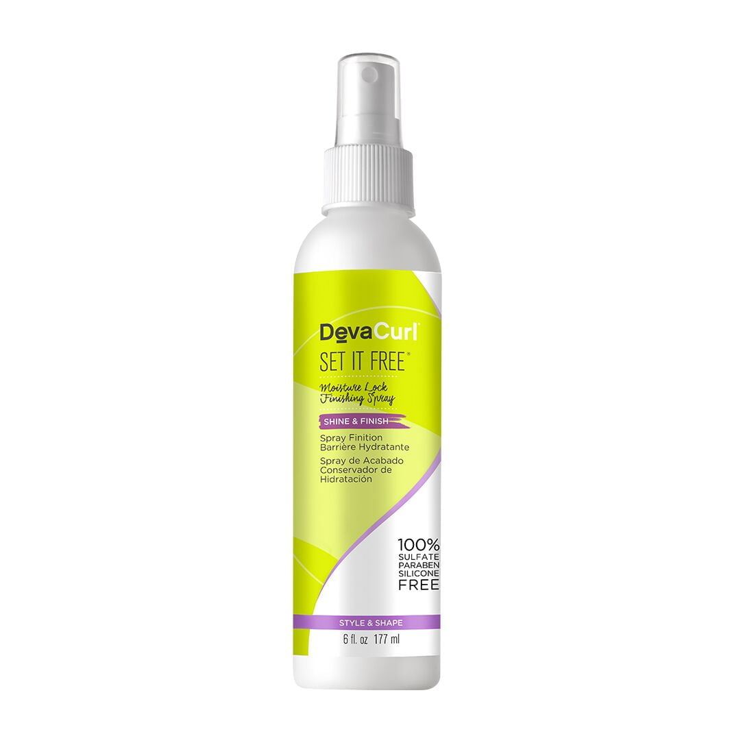 Set It Free Spray 120ml - DevaCurl