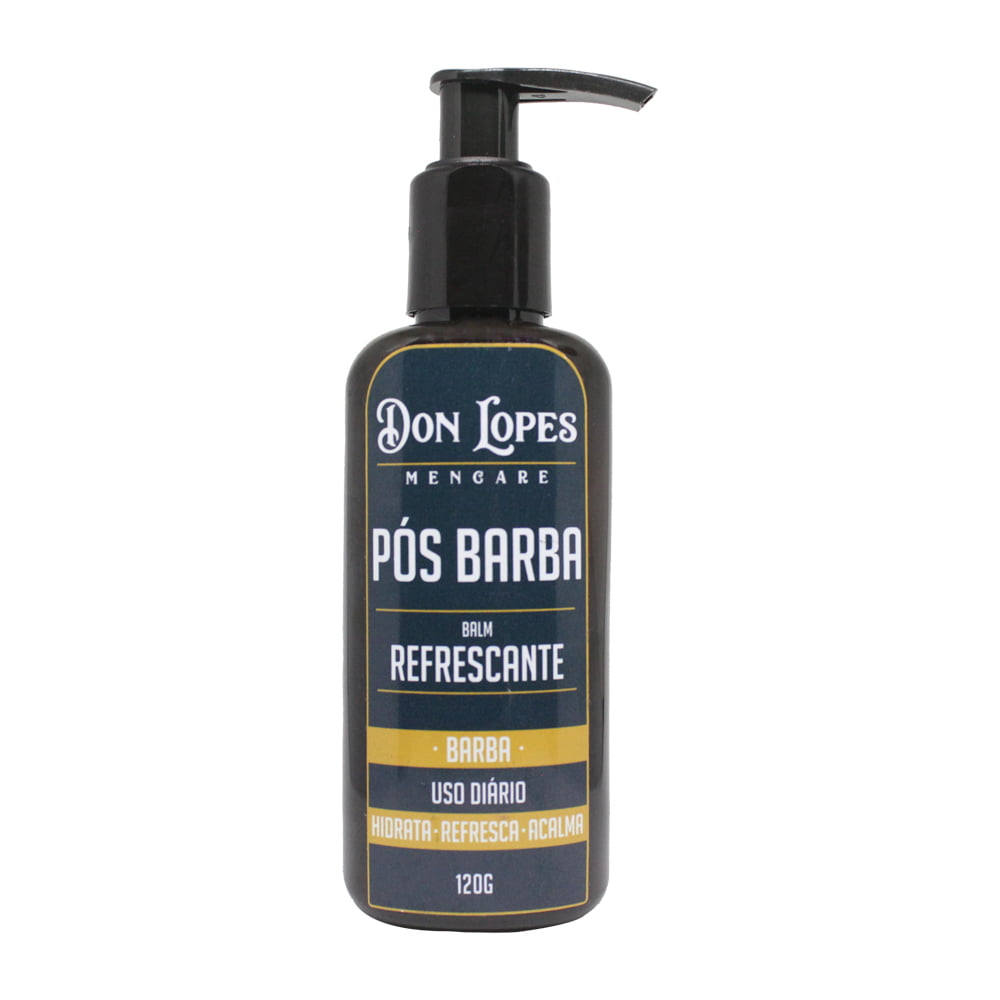 Pós Barba 120g - Don Lopes