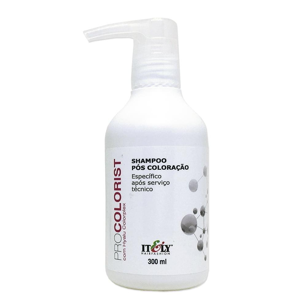 Procolorist Shampoo Pós Coloração Itely