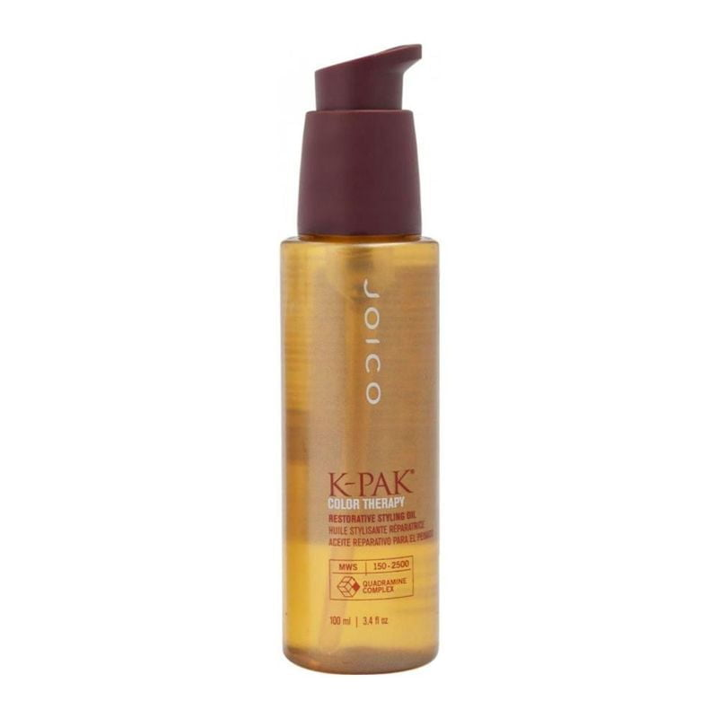 K-Pak Color Therapy Restorative Styling Oil 100 ml Joico