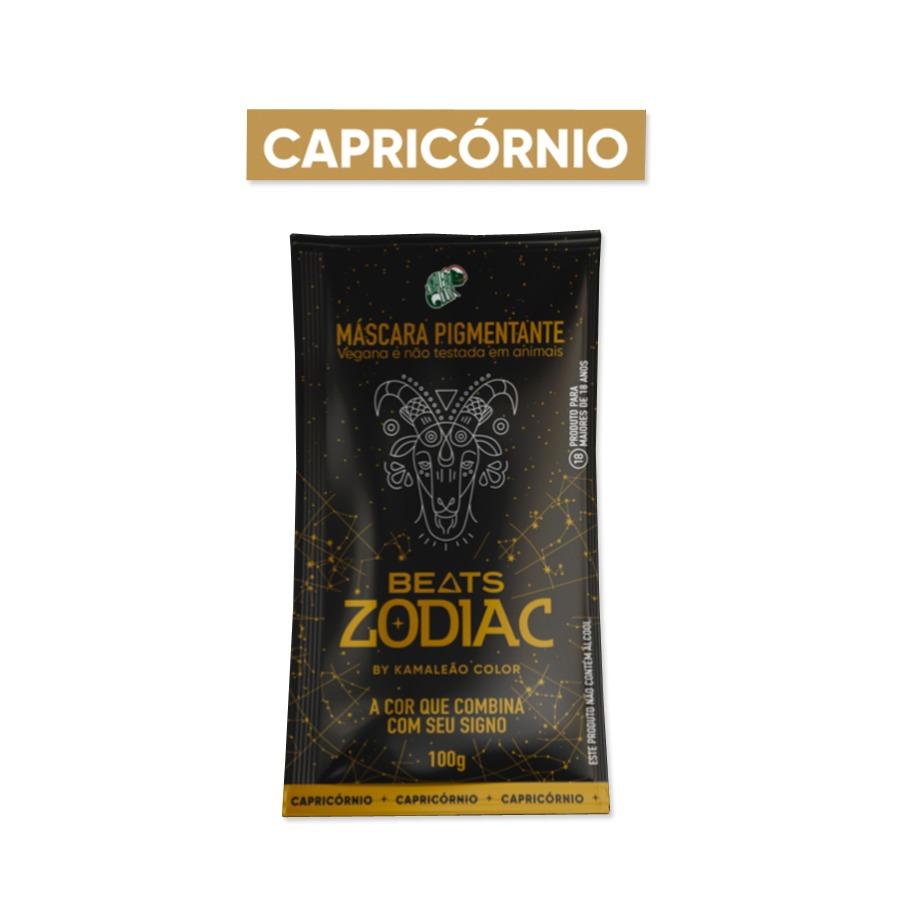Máscara Pigmentante Beats Zodiac Capricórnio Kamaleão Color