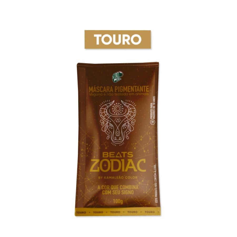 Máscara Pigmentante Beats Zodiac Touro Kamaleão Color