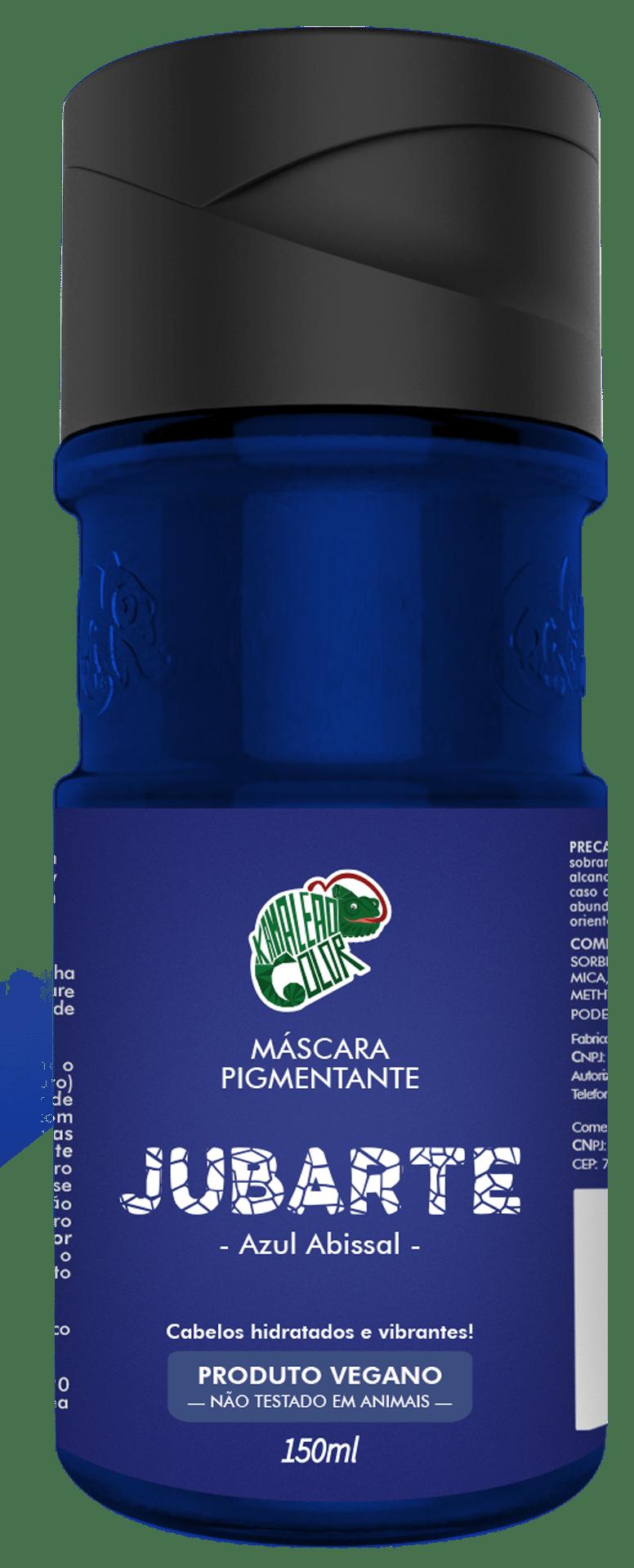 Máscara Pigmentante Jubarte - Kamaleão Color Azul Abissal