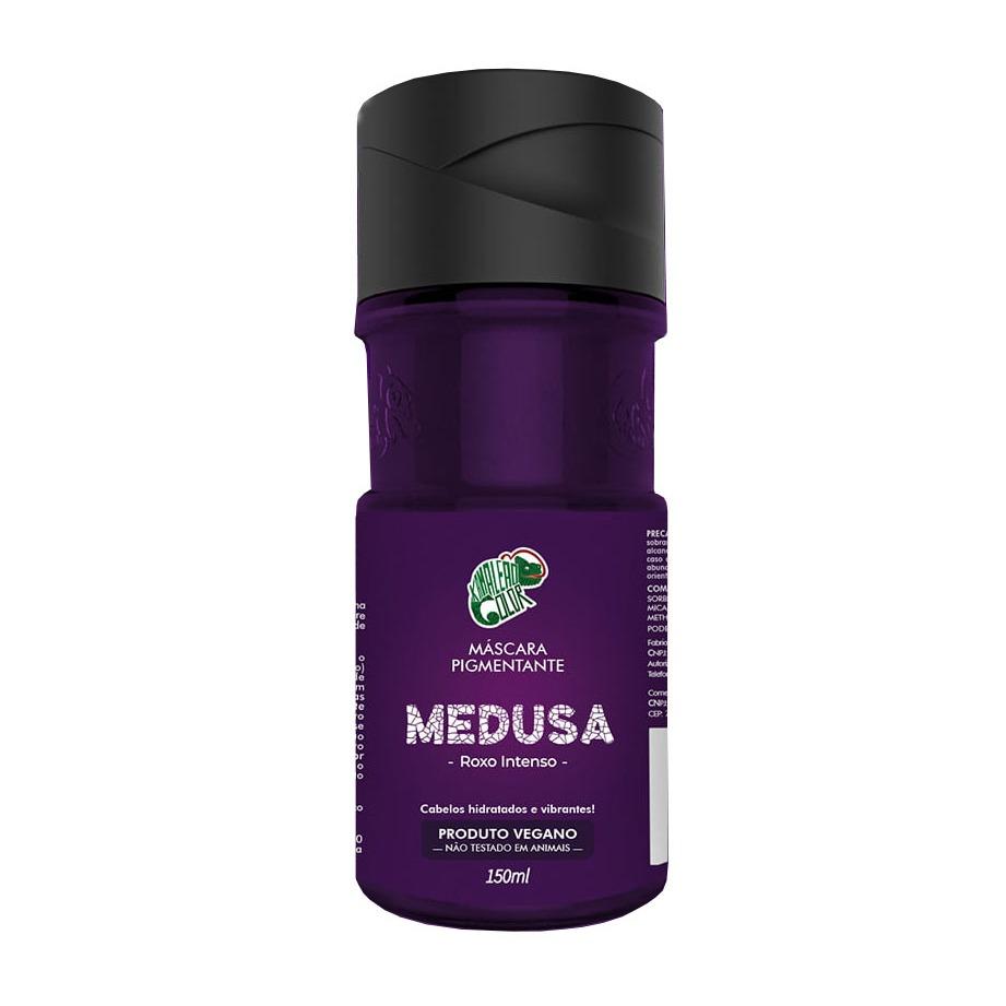 Máscara Pigmentante Medusa - Kamaleão Color