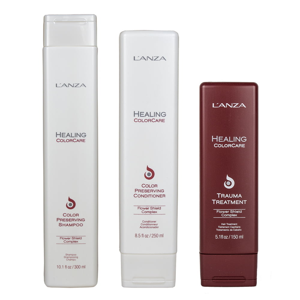 kit healing color care - l`anza