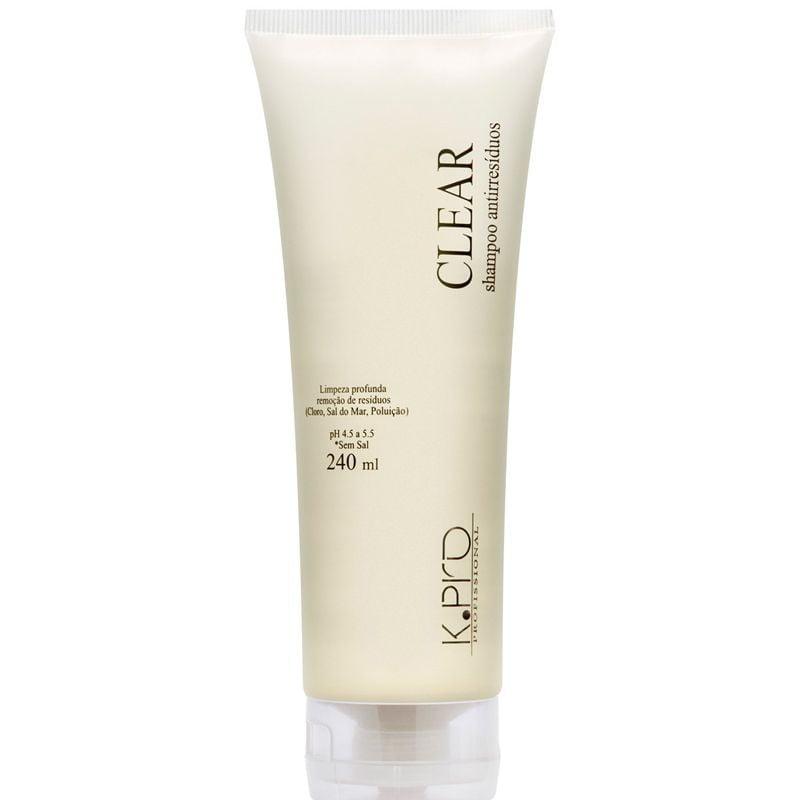 Clear Shampoo - K.Pro