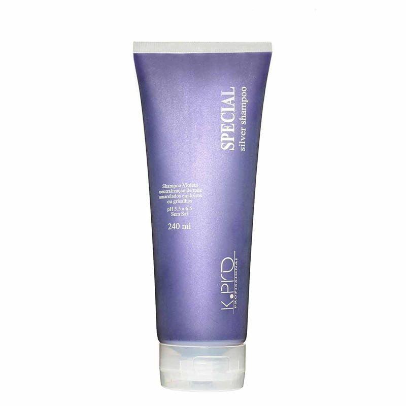 Special Silver Shampoo - K.Pro