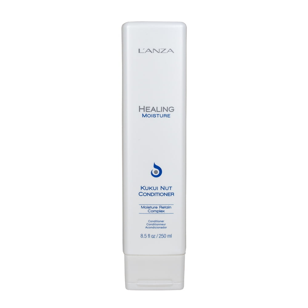 healing moisture kukui nut conditioner - l`anza