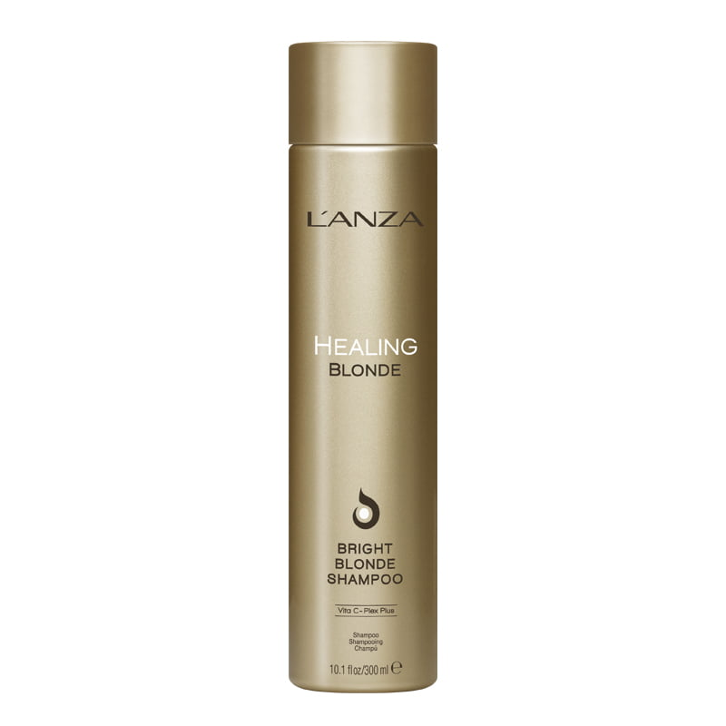 Healing Blonde Bright Shampoo L`anza