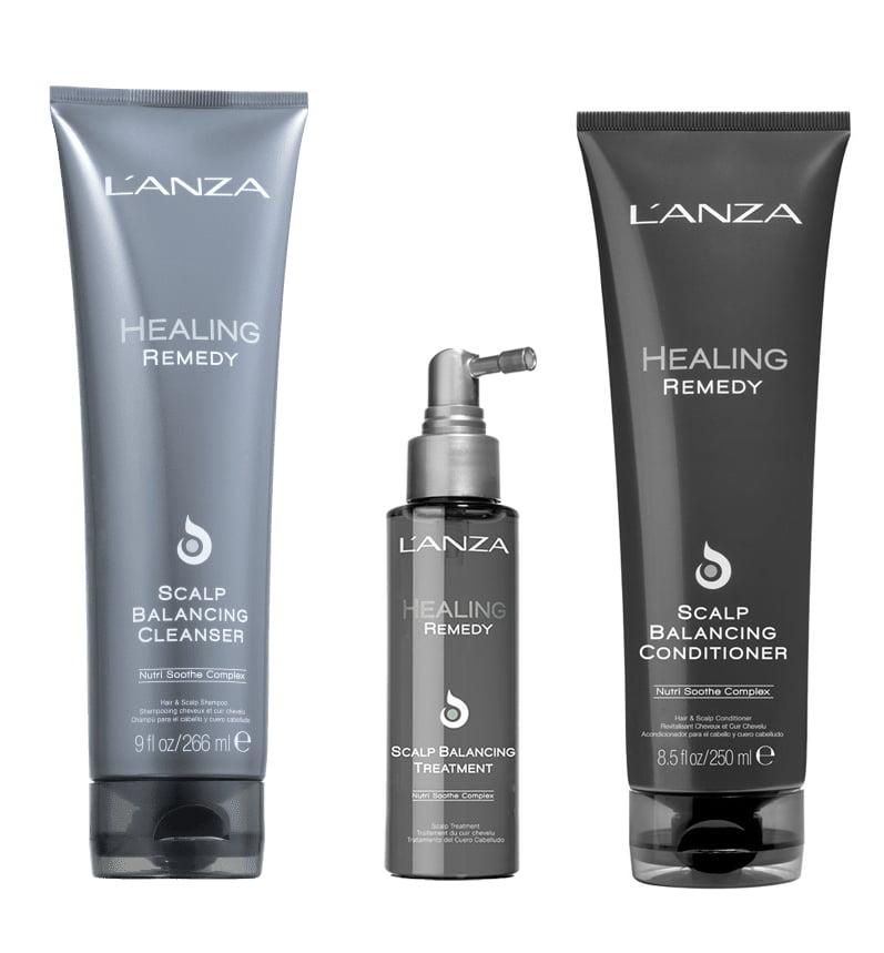 Healing Remedy Scalp Balancing Kit Completo 3 Produtos - L`anza
