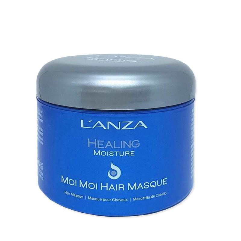 healing moisture moi moi hair masque - l`anza