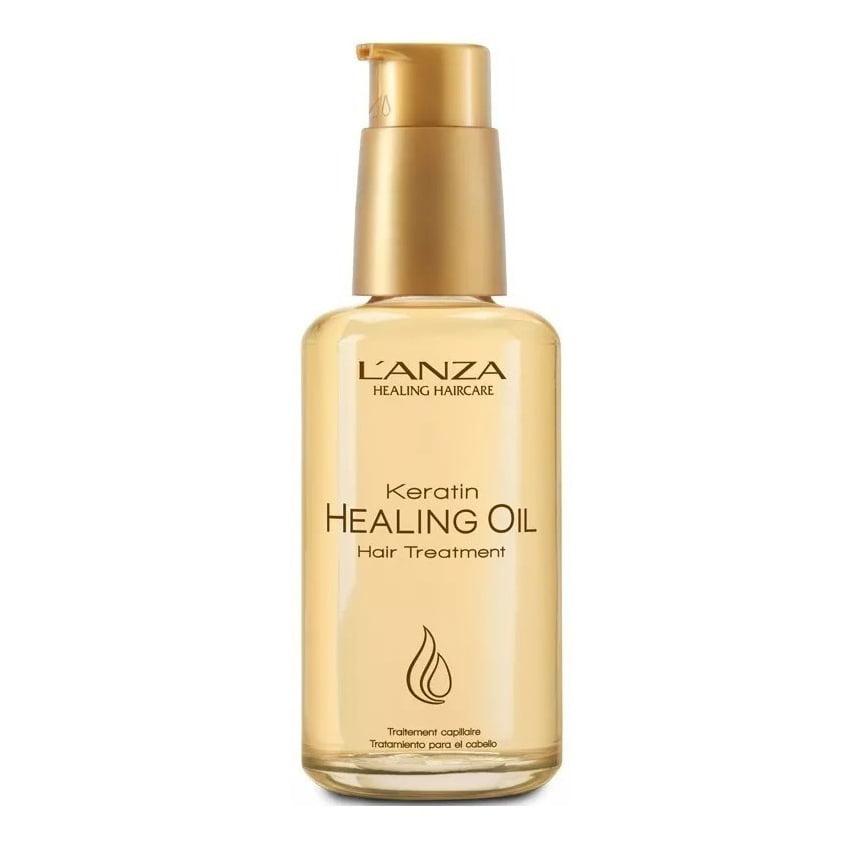 keratin healing oil hair treatment - l`anza