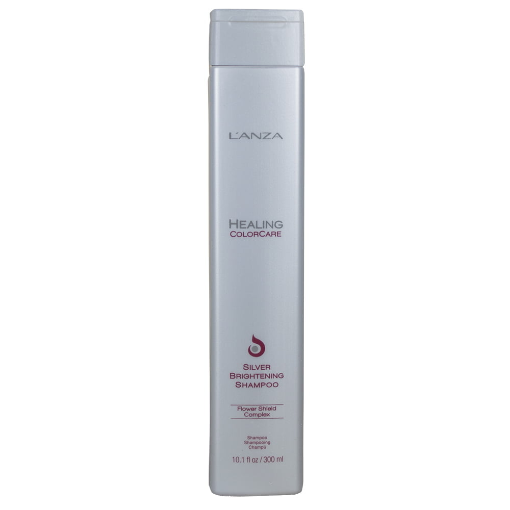 Healing Color Care Shampoo Silver Brightening - L`anza