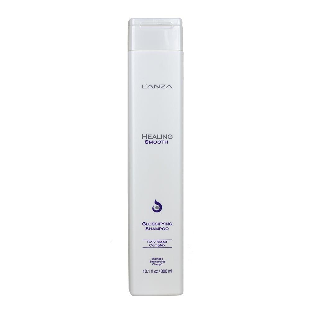smooth glossifying shampoo - l`anza