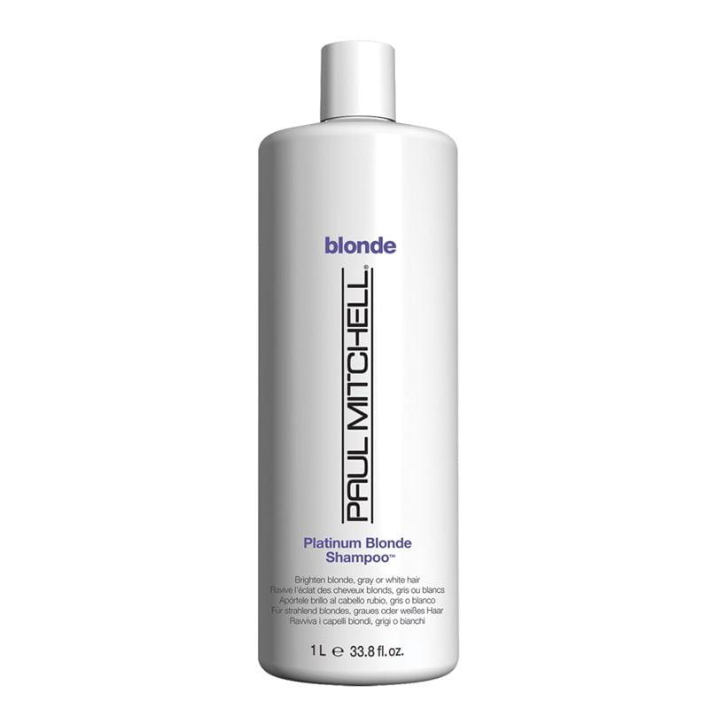 Color Shampoo Platinum Blonde 1 Litro Paul Mitchell