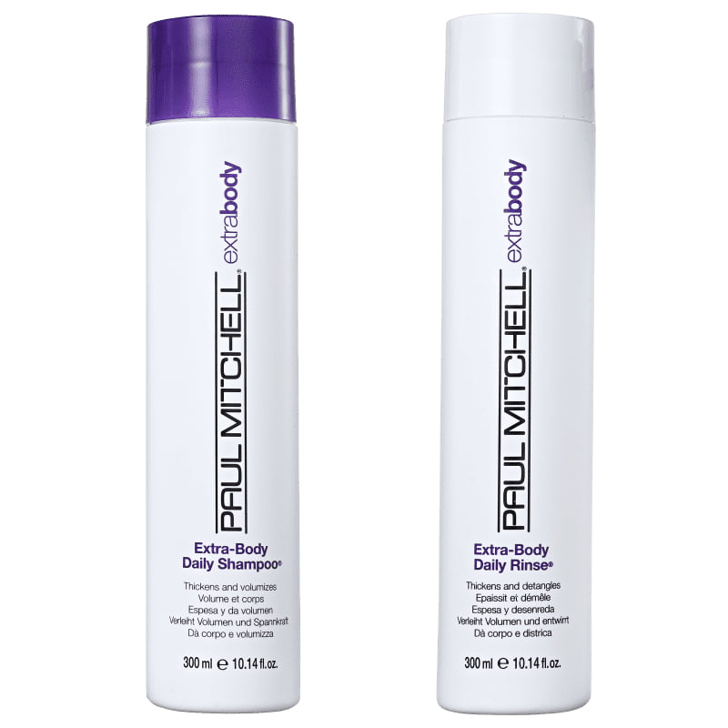 Extra-Body Kit Shampoo e Rinse - Paul Mitchell