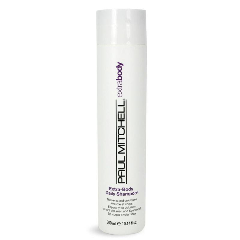 extra-body daily shampoo - sem sal - paul mitchell