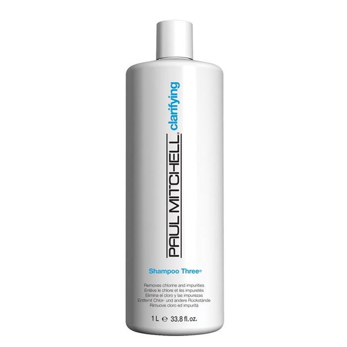 Shampoo Three 1 Litro - Paul Mitchell