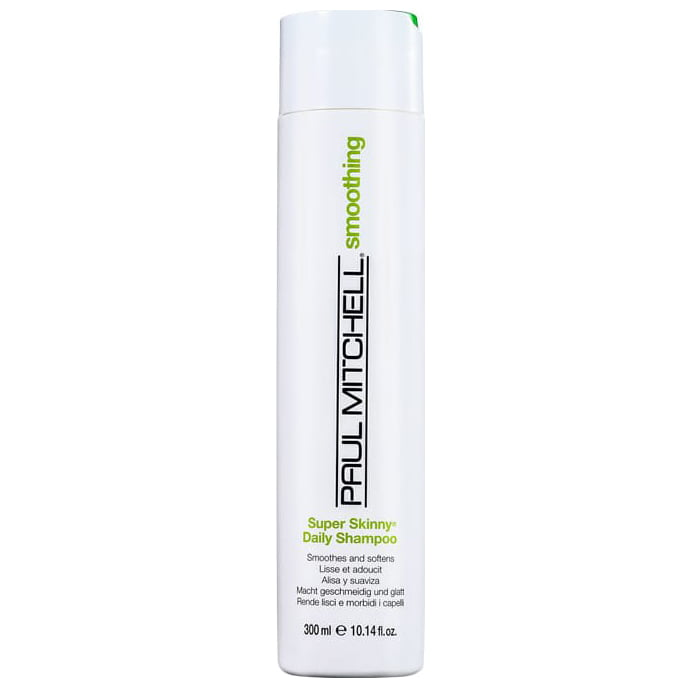 smoothing super skinny daily shampoo - sem sal - paul mitchell