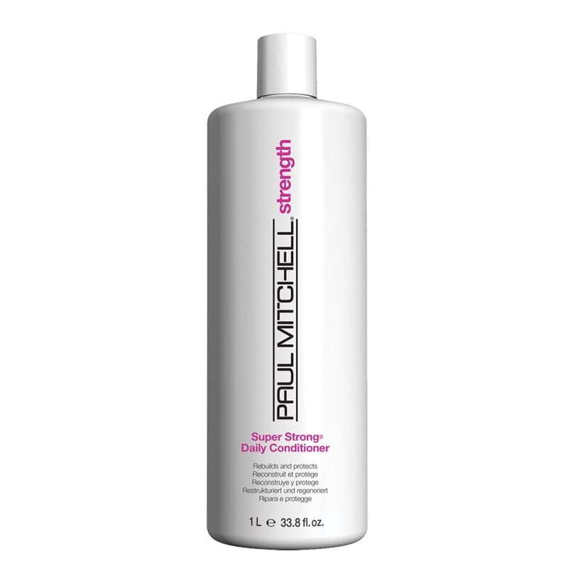 Super Strong Daily Conditioner 1 Litro Paul Mitchell