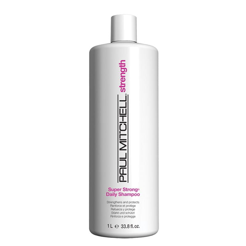 Super Strong Daily Shampoo 1 Litro Paul Mitchell