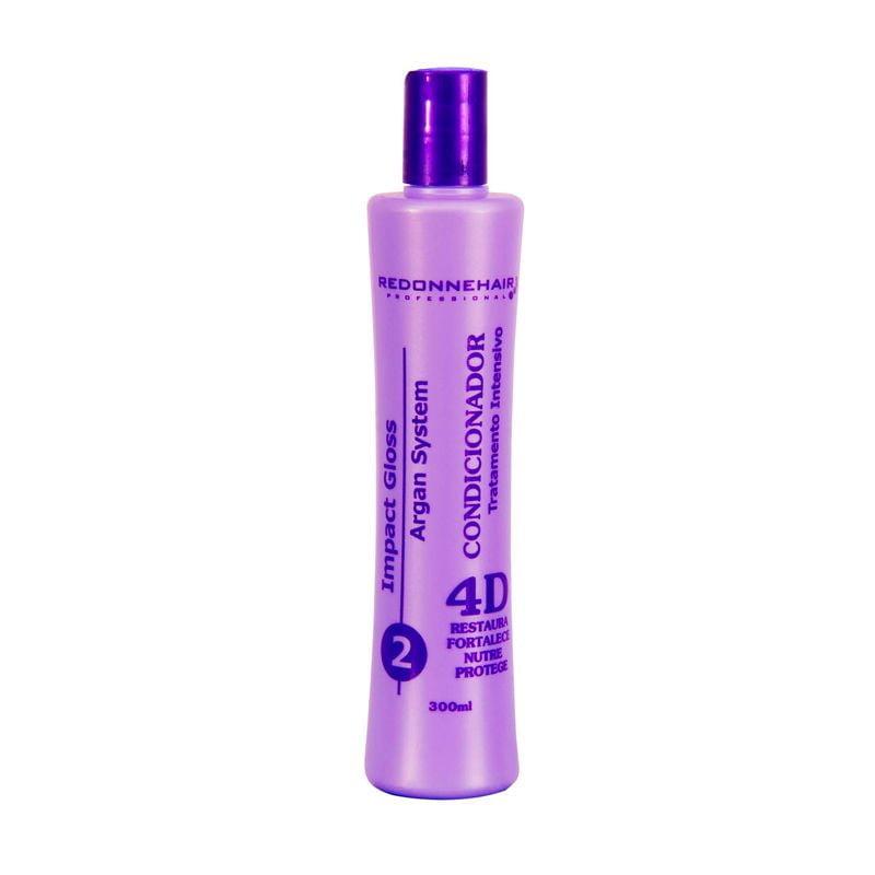 Impact Gloss Condicionador 300ml - Redonnehair