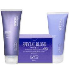 Kit Silver, Shampoo, Condicionador e Máscara - K.Pro
