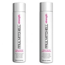 Dupla Strong - Shampoo e Condicionador - Paul Mitchell