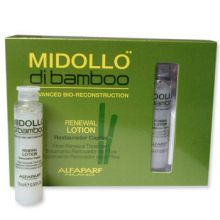 Midollo di Bamboo - Renewal Lotion - (Cx. 12 Ampolas) - Alfaparf
