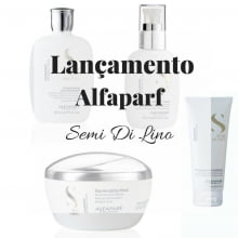 Semi Di Lino - Illuminating Low Shampoo 250ml - Alfaparf