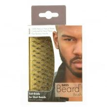 Beard Brush Escova Macia para Barba e Cabelo - Bass Brushes