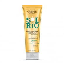 Sol do Rio Re-Charge Protein 250ml - Cadiveu