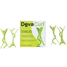 DevaClips 4 unid. - DevaCurl
