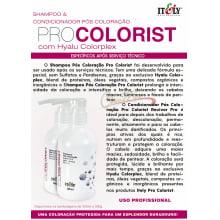 Procolorist Condicionador Pós Coloração Itely
