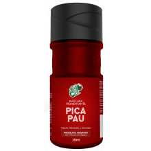 Máscara Pigmentante Pica Pau Kamaleão Color Vermelho