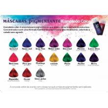 Máscara Pigmentante Raposinha - Kamaleão Color 150ml