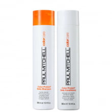Color Care Protect Kit Shampoo e Condicionador - Paul Mitchell