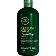 tea tree lemon sage thickening shampoo - sem sal - paul mitchell