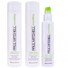 Smoothing Super Skinny Kit Sha. Trat. e Balm - Paul Mitchell